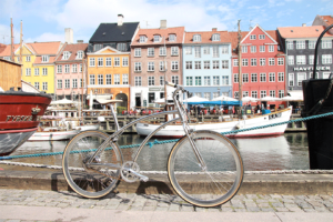 Cycling is living in Copenhagen