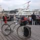 Departure and arrival of EUROBIKE 2016